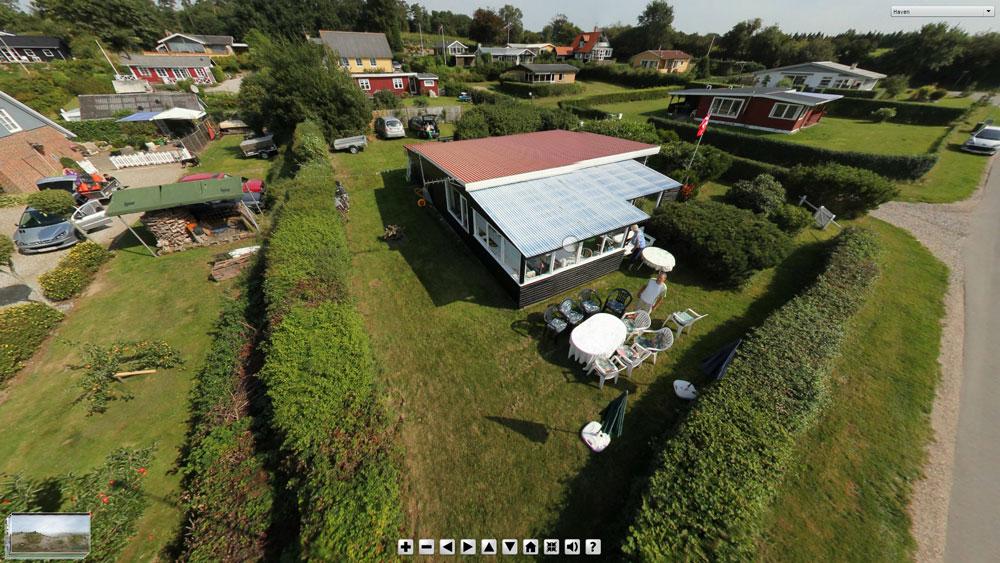 Sommerhus i Brunsnæs - klik for at se