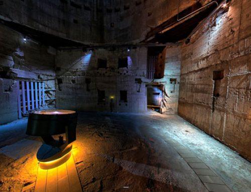 Tirpitz – bunkermuseum