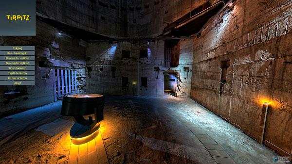 Tirpitz Virtual Reality